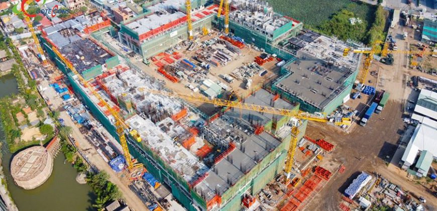 Chung cư Akari City Nam Long căn 75m2