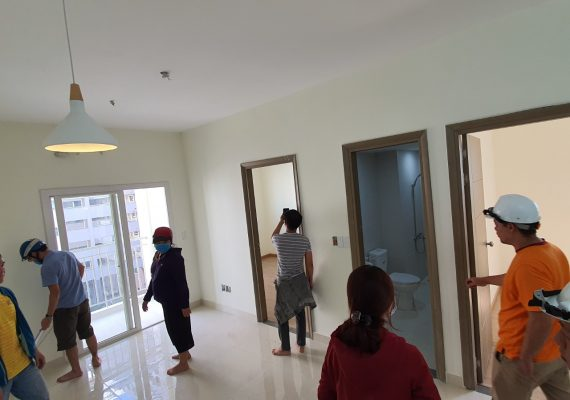 Kinh nghiệm thực tế khi nhận bàn giao căn hộ